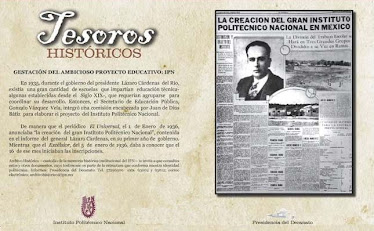 Tesoros Historicos