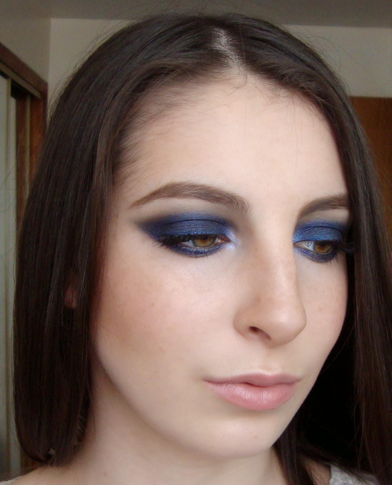 PittPantherMUA: Tutorial: Birthday Makeup Pictorial