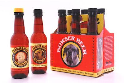 Bowser Beer - La cerveza para perros