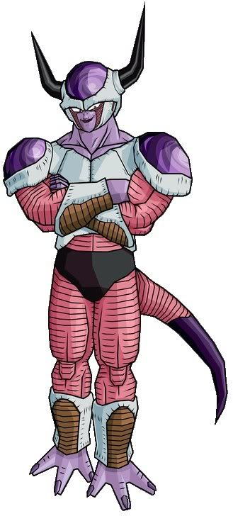DRAGON BALL Z WALLPAPERS: Frieza second form