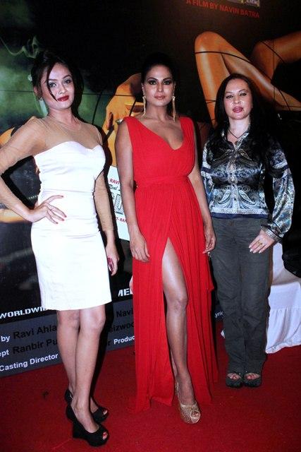 Nataliya Kozhenova and Veena Malik