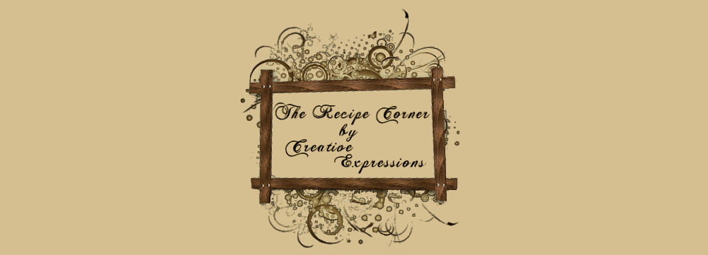 The Recipe Corner by Creative Expressions