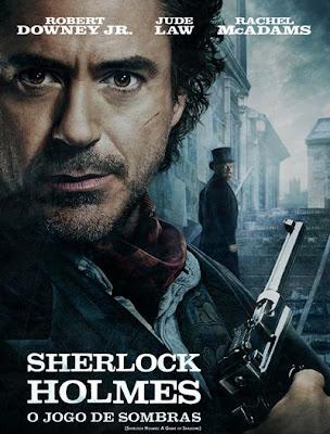 Sherlock Holmes O Jodo De Sombras Download Sherlock Holmes   O Jogo de Sombras   DVRip Dual Áudio e RMVB Dublado