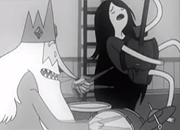 Marceline y Rey Helado Tu Recuerdo (video)