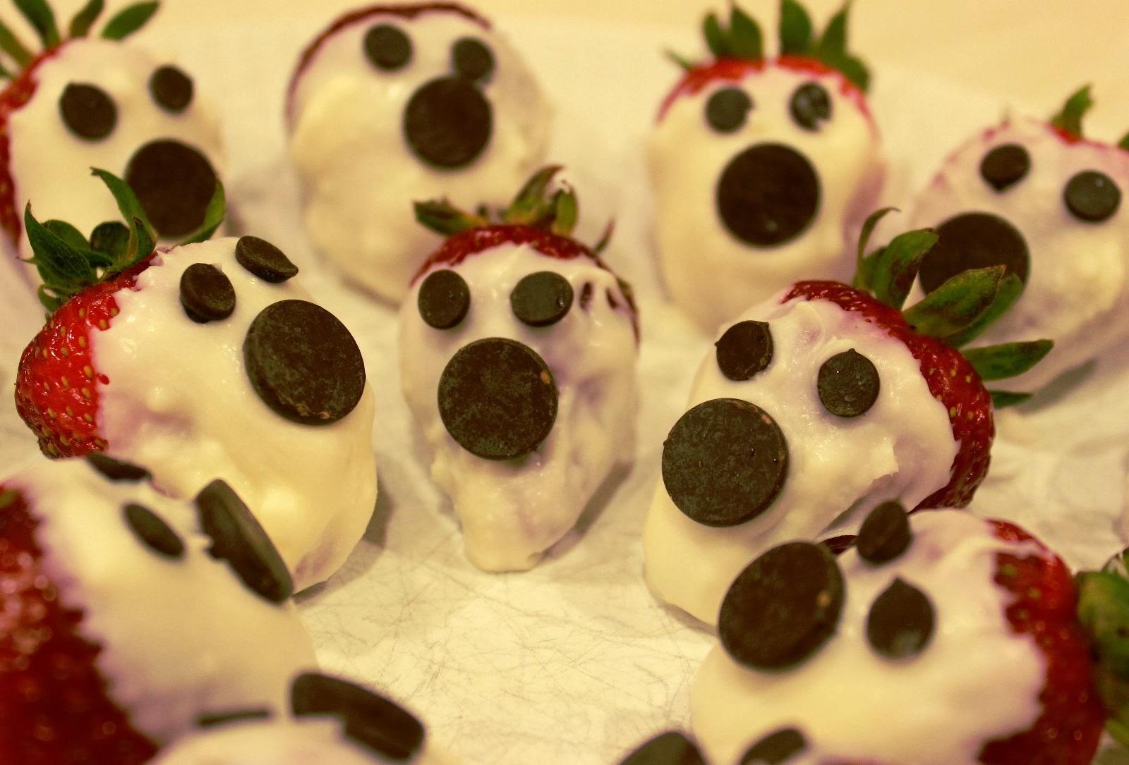 Healthiana: Halloween Party Food Ideas