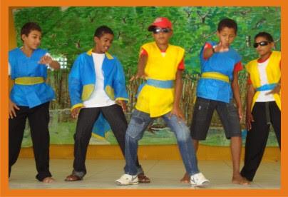 Hip Hop - Escola EMAFO - Goiabeira II