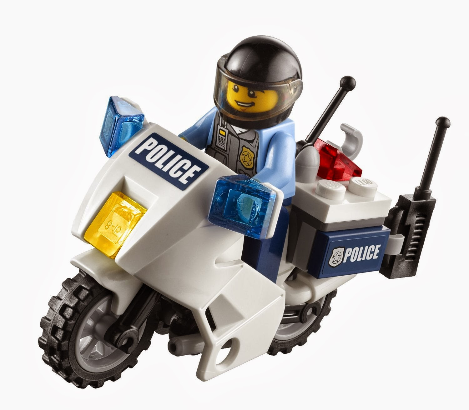 My lego style lego city police high speed chase 60007 - Lego city a colorier ...