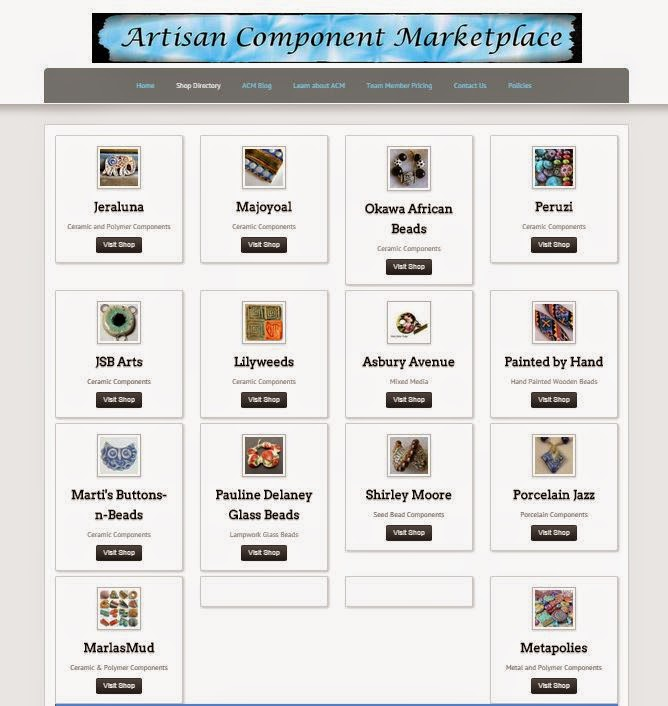 Artisan Component Marketplace screenshot