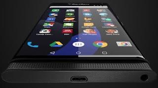 BlackBerry Venice, Smartphone Terbaru BlackBerry Dengan OS Android