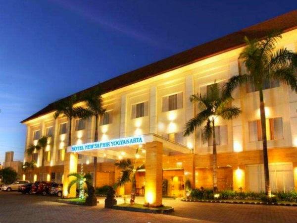 hotel dekat bandara saphir