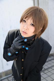 Gantz Kishimoto Kei Cosplay by Makiron