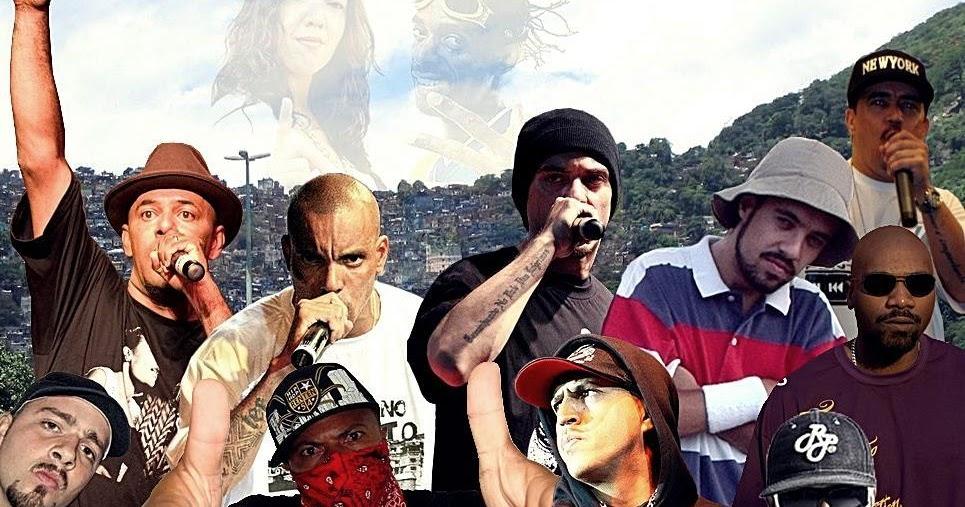 06/08 Dia do Rap Nacional | HIP HOP SEM MAQUIAGEM