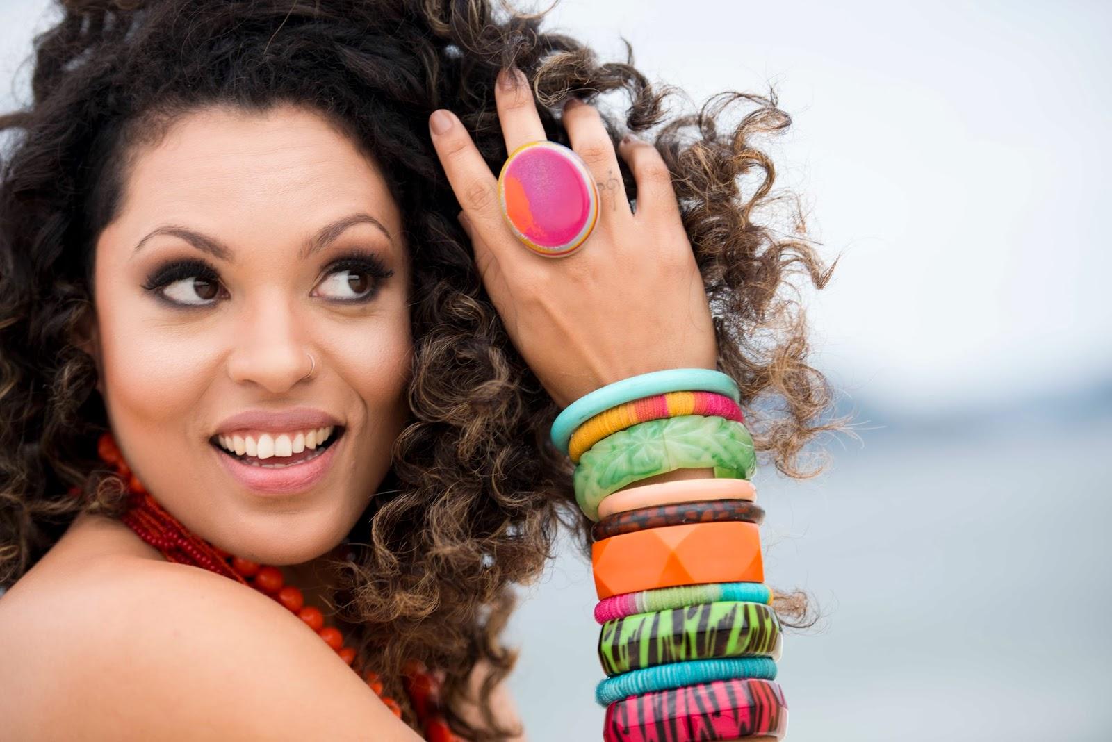 Janaína Moreno no Talentos do Samba