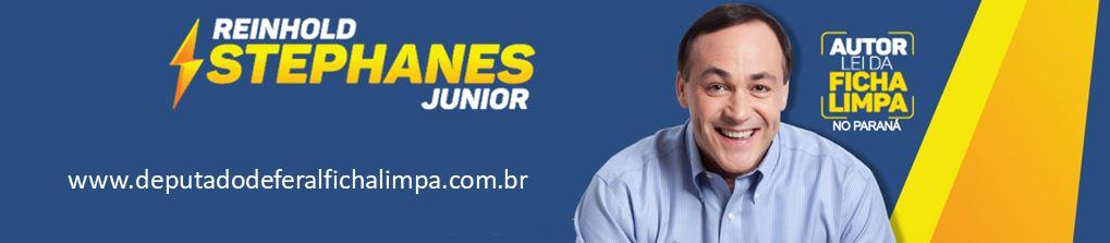 Deputado Federal Ficha Limpa no Paraná PR