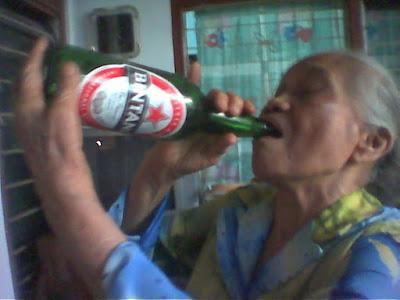 Alkohol Pemicu Utama Kangker