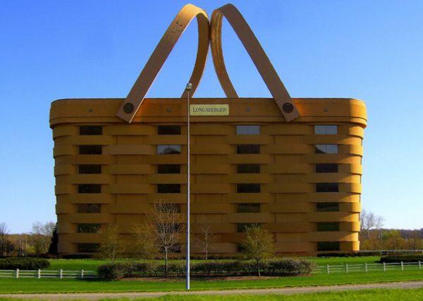Bangunan Keranjang (Ohio, Amerika Serikat)
