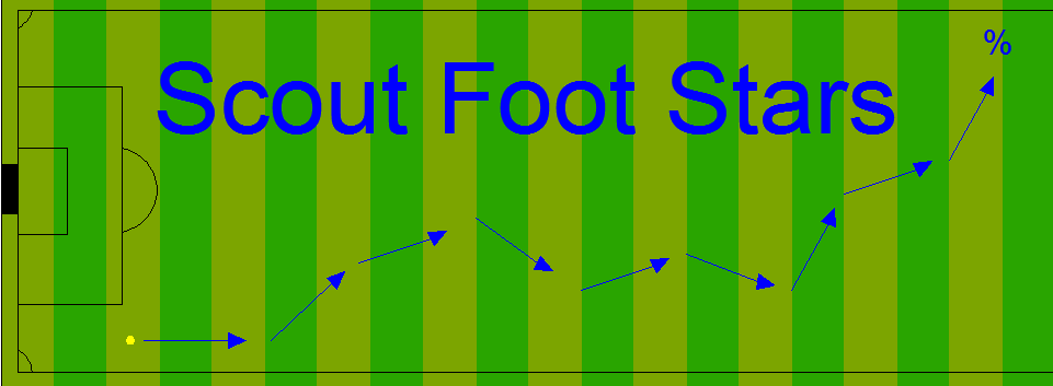 Scout Foot Stars
