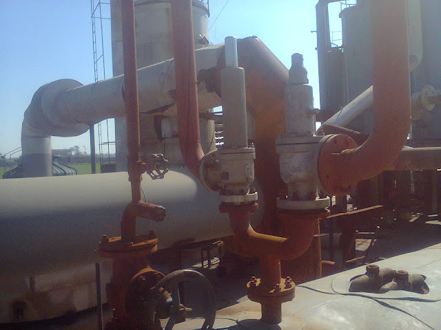 boiler vant valve