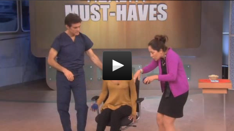 Dr. Oz Acuball reviews