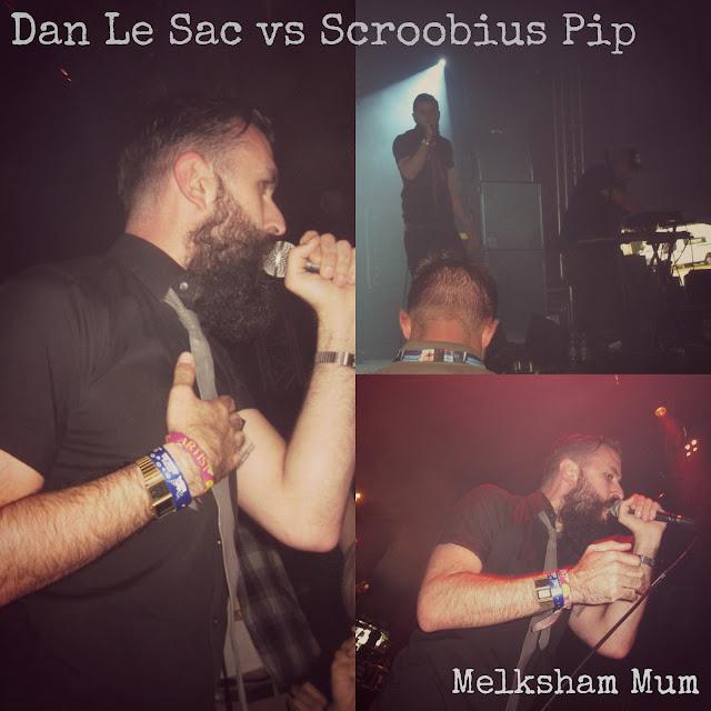 Dan le Sac vs Scroobius Pip - Camp Bestival 2013