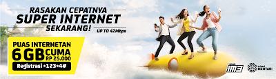 Super Internet Indosat