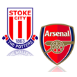 Stoke City - FC Arsenal