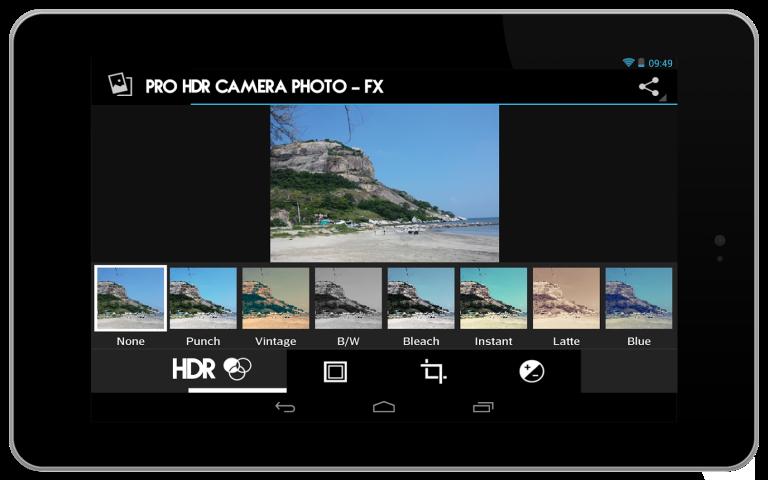 Aplikasi Kamera Android - Pro HDR Camera