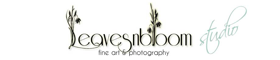 leavesnbloom photography studio Perthshire