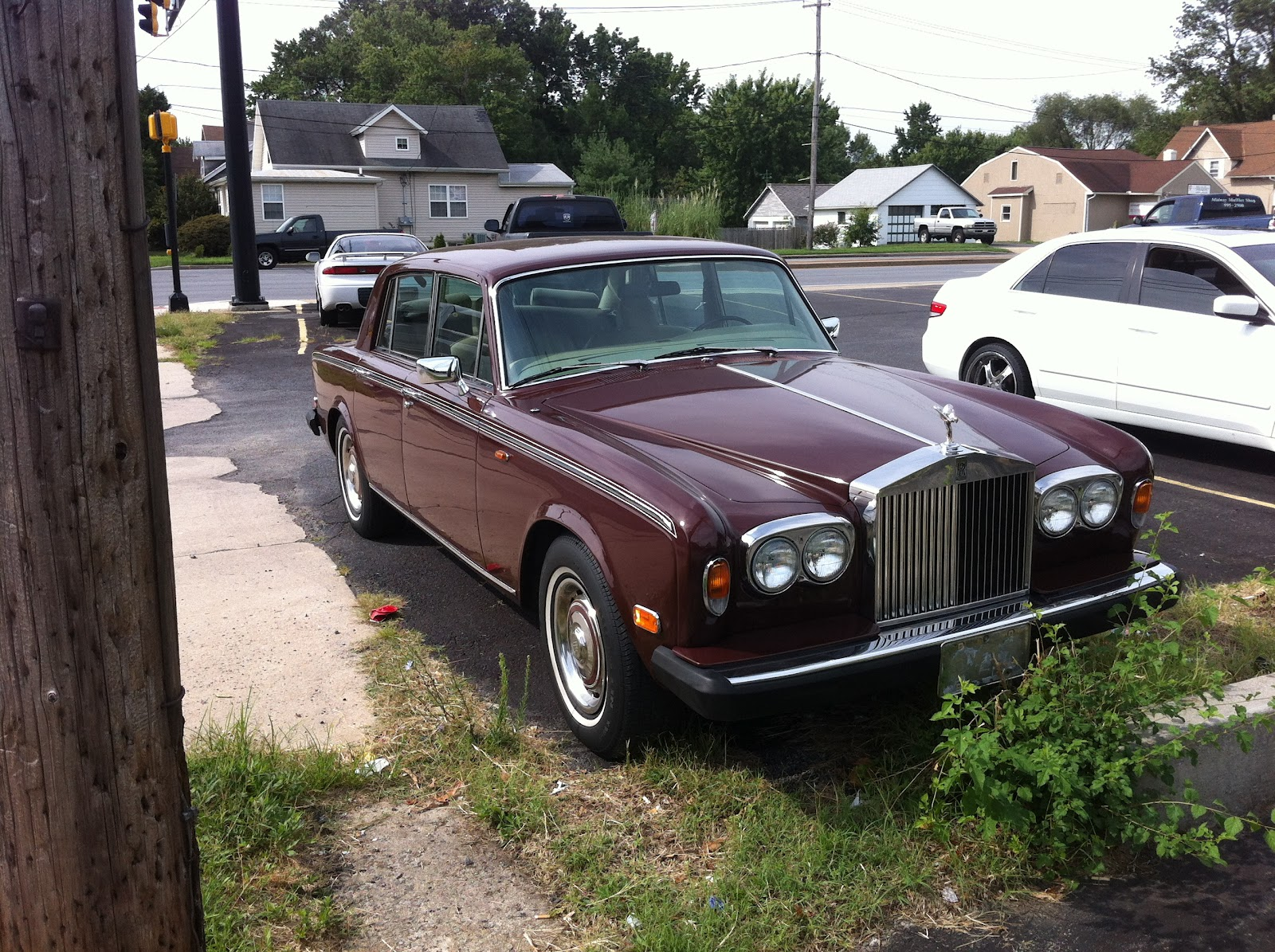 delaware exotics rolls royce silver shadow ii. Black Bedroom Furniture Sets. Home Design Ideas
