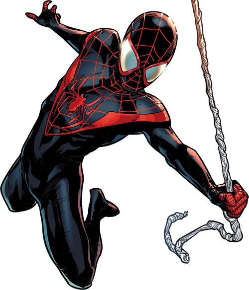 10 Kostum Spider-Man Terbaik Sepanjang Masa: Miles Morales Suit