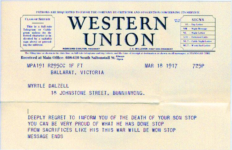 notes on a serviette cdi the telegram