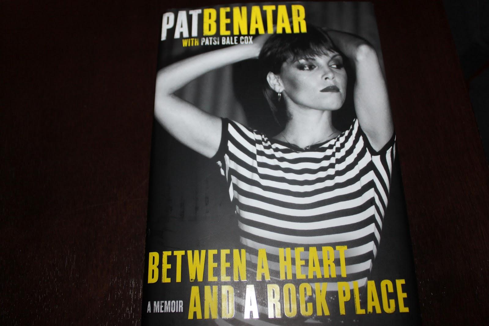 Maritime Vinyl Pat Benatar Between A Heart And A Rock border=