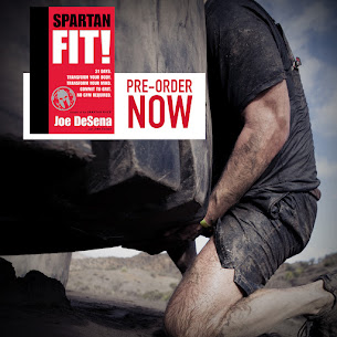 "Joe DeSena's NEW book, the followup to his bestseller ""SpartanUp!"""