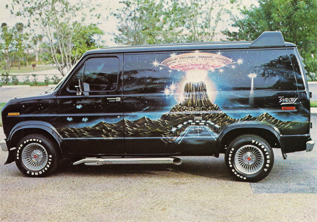 1970s Custom Vans For Sale | Autos Post