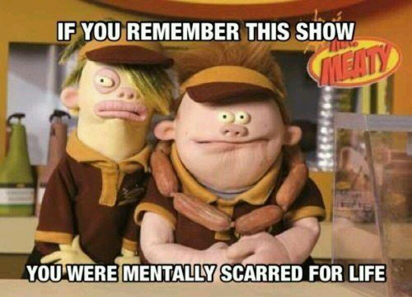 That Show Was Creepy!