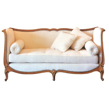 Blog decora o de interiores sofa luis xvi for Sofa estilo frances