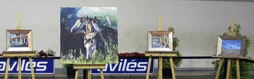Pintura de Roberto Iglesias