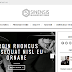 Sinensis Professional Blogger template