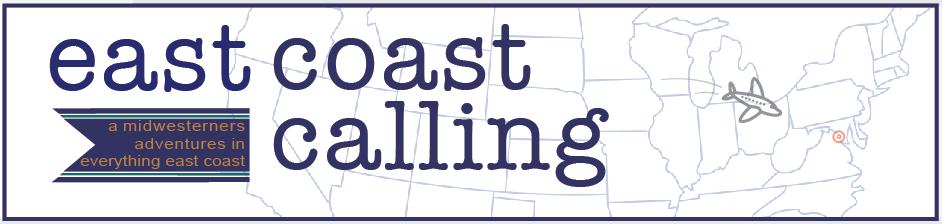 east coast calling