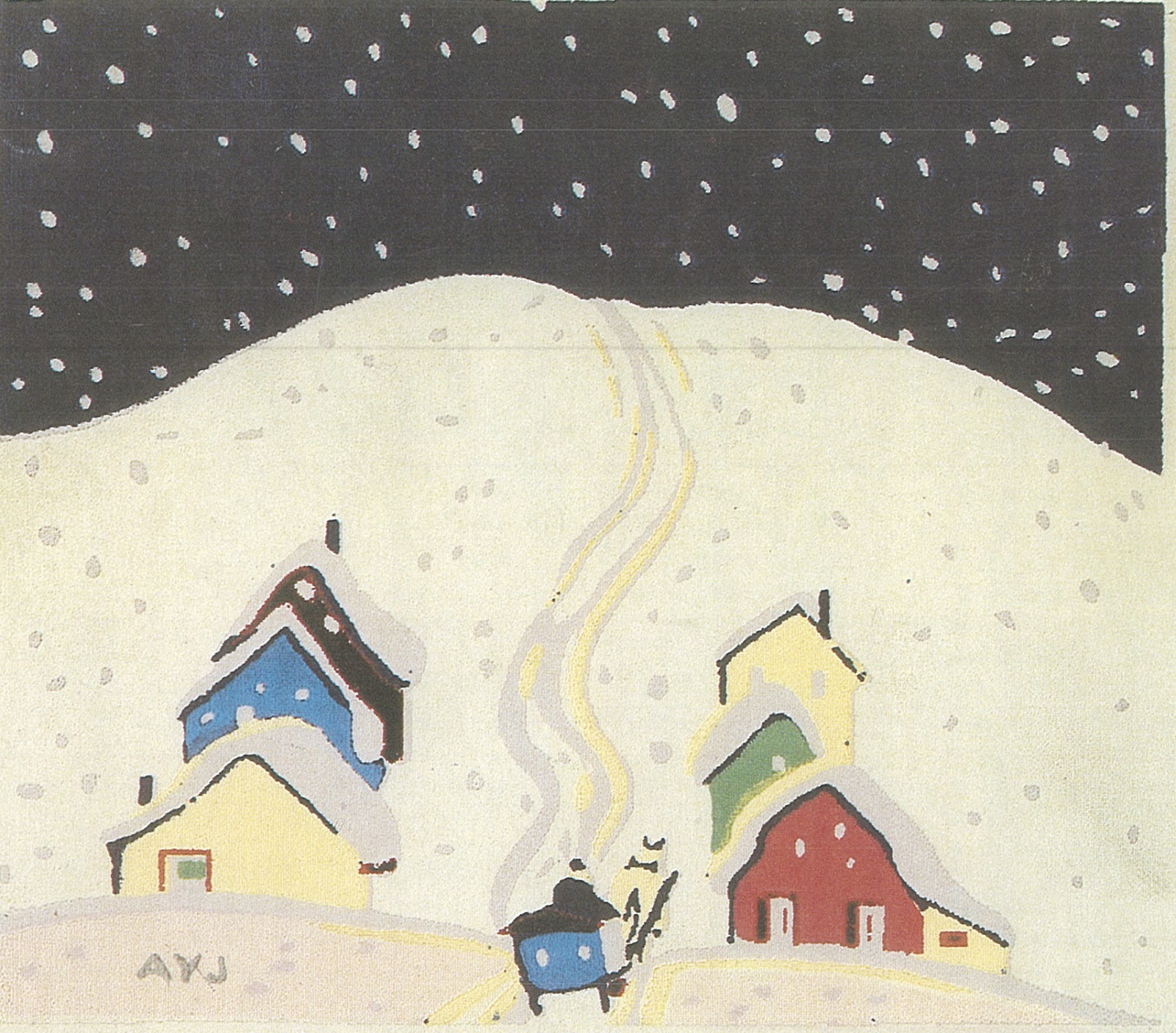A TRADITION OF CANADIAN CHRISTMAS CARDS - Masters Gallery Vancouver