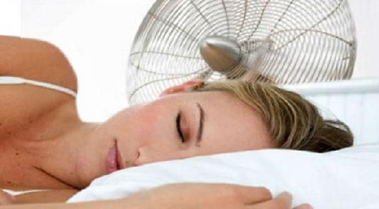 Tips Tidur Dengan Kipas Angin