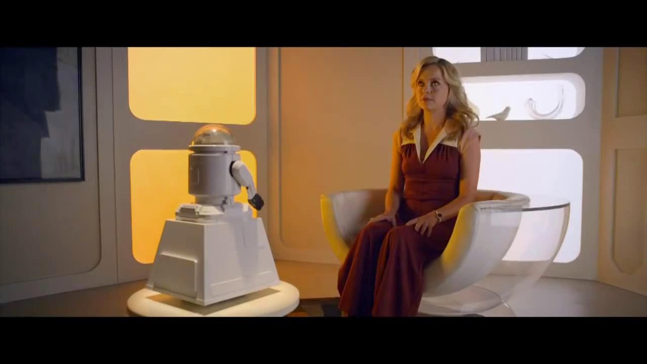Space station 76 - Robót psicólogo