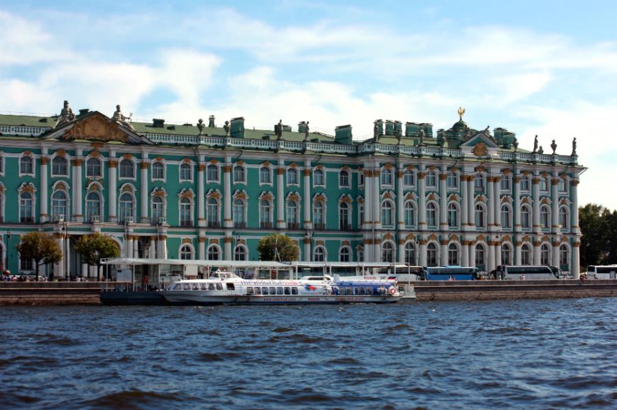 Санкт-Петербург, прогулки по питеру