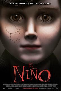 El Niño (The Boy) Poster