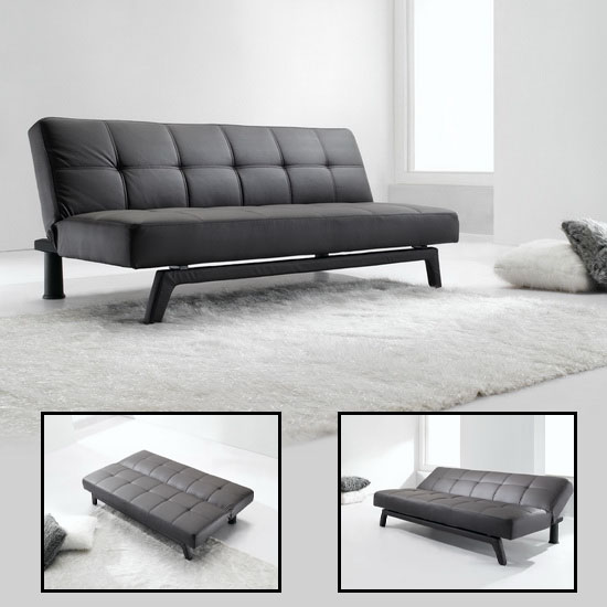 Cheap Leather Sofa Beds 550 x 550