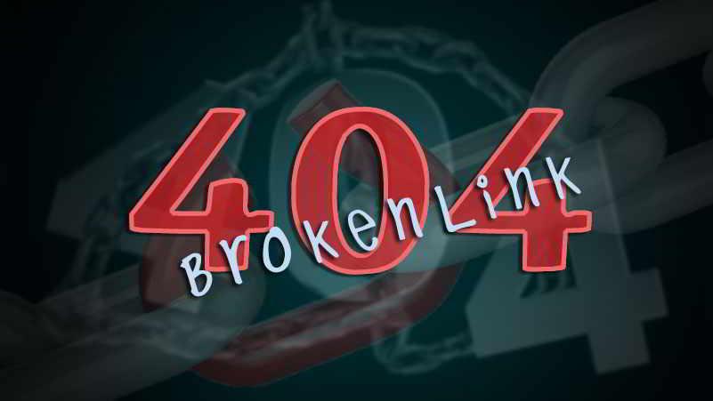 Cara Memperbaiki Broken Link