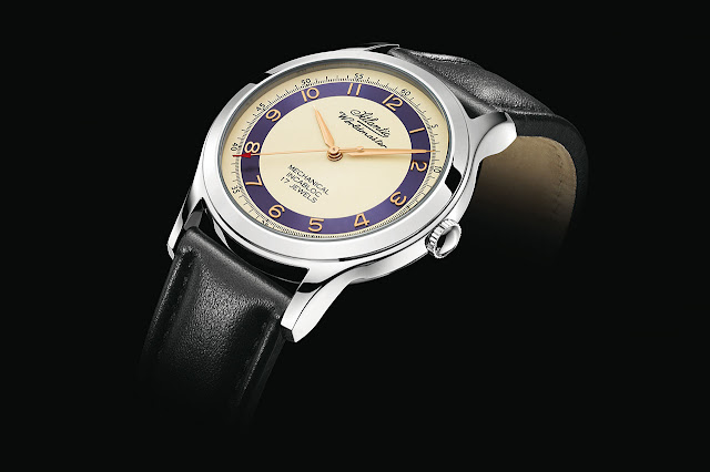 Atlantic Worldmaster « The Original » Watch