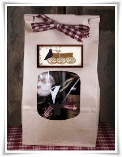 Primitive Scent Sack Gift