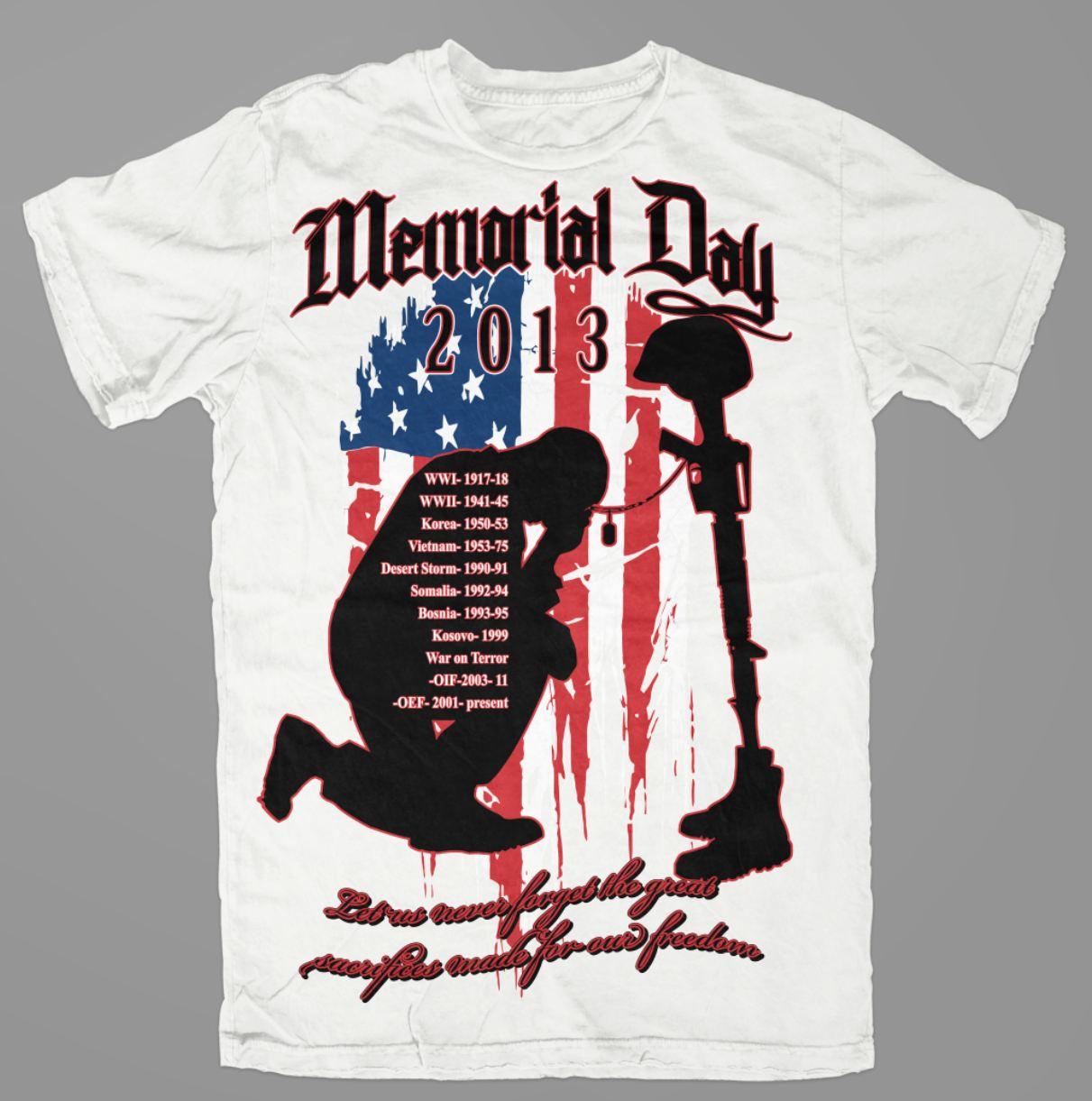 When is Memorial Day 2016 in usa
