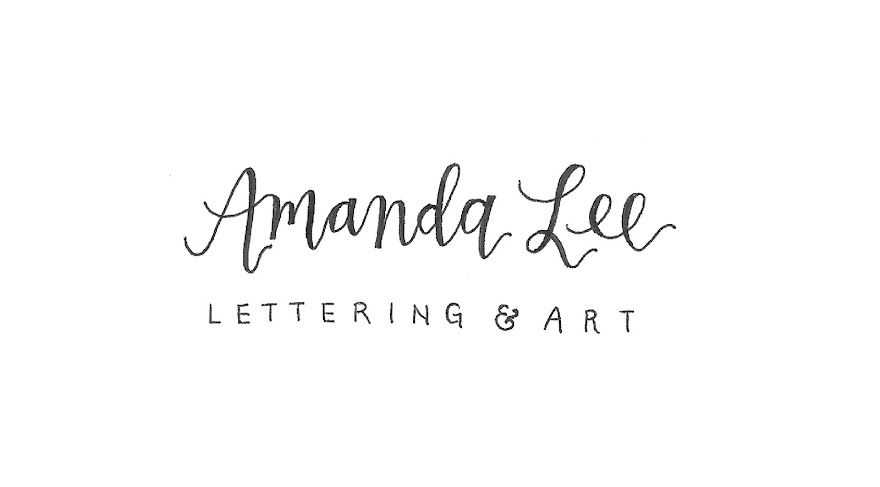 Amanda Lee Lettering & Art